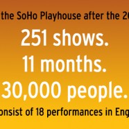 Returning to the SoHo Playhouse